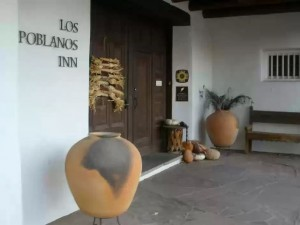 Los Poblanos Entry